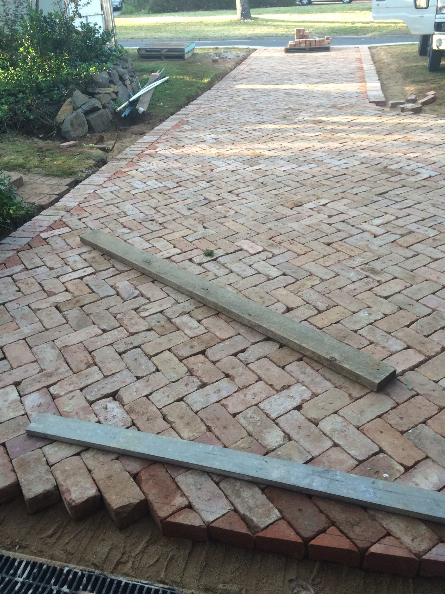 Driveway Construction | Design and Construction of Driveways